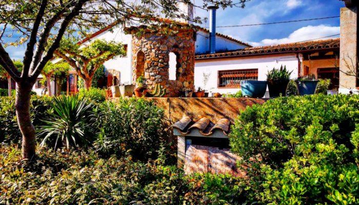 Decoración del Jardín de Can Micos