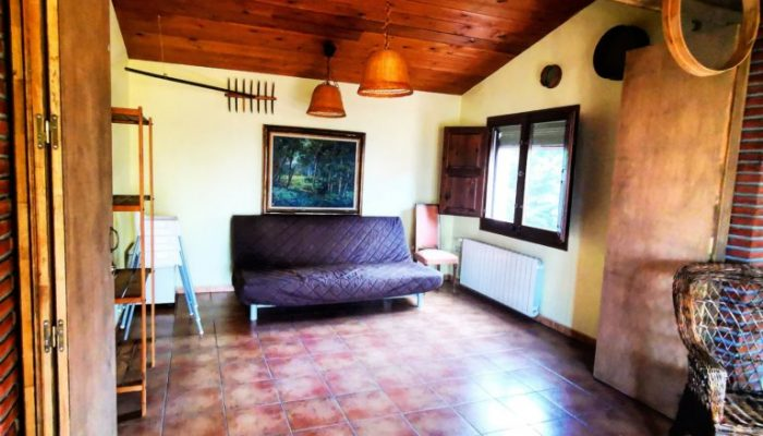 Habitación auxiliar de Can Micos